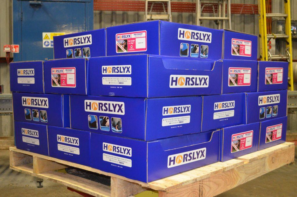 Horslyx Pro Digest Balancer 5kg Pallet